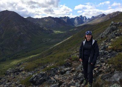 Elise Everest hiker